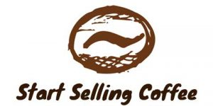 start selling coffee